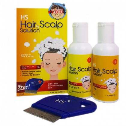 HS Hair & Scalp Solution